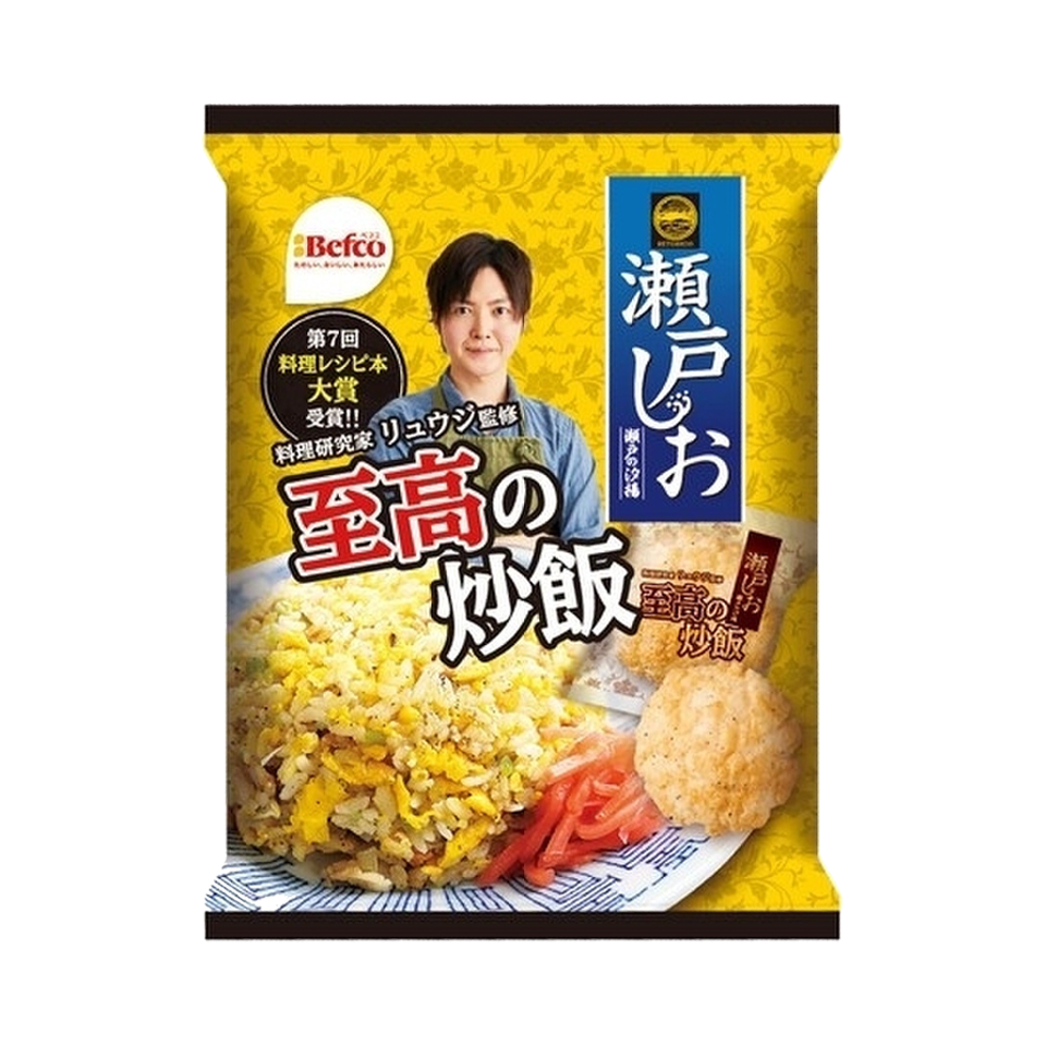 Befco - Seto Shioage Supreme Fried Rice Rice Crackers (94g)