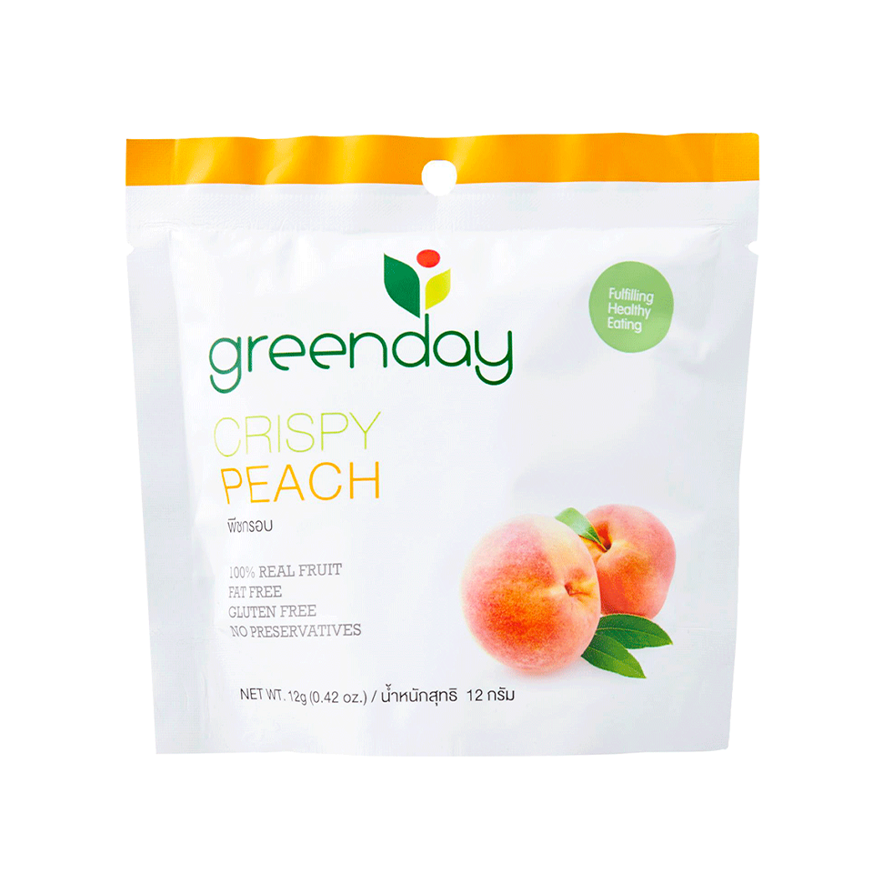 Greenday - Crispy Peach (12g)