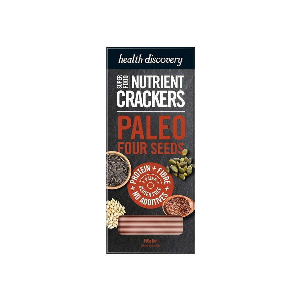 Healthy Discovery - Paleo Four Seeds (150g)