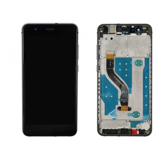 Replacement AAA Quality LCD Screen And Digitizer Assembly with Frame Compatible With Huawei P10 Lite WAS-LX1 WAS-LX2