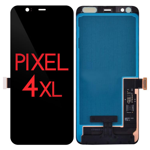 Replacement AAA Quality LCD Screen And Digitizer Assembly Compatible With Google Pixel 4 XL 4th Gen 6.3