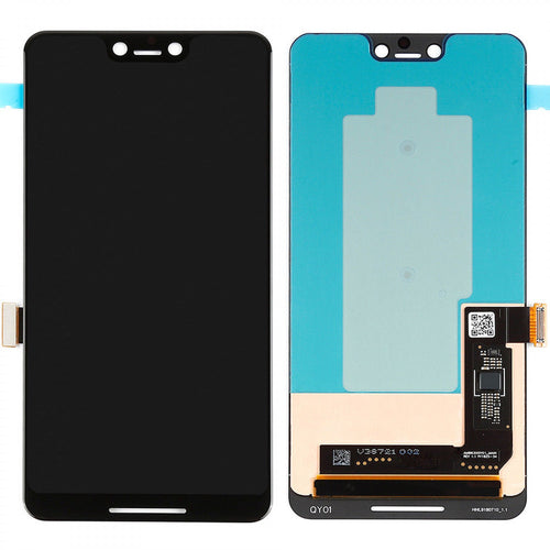 Replacement AAA Quality LCD Screen And Digitizer Assembly Compatible With Google Pixel 3 3rd Gen XL  6.3