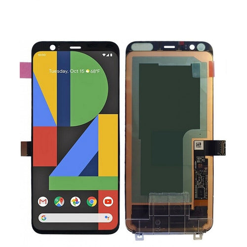 Replacement AAA Quality LCD Screen And Digitizer Assembly Compatible With Google Pixel 4 4th Gen 5.7