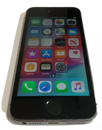 Apple iPhone 5s 16GB A1533 - Space Gray (Unlocked) Very Good Condition