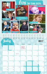 PMG Awareness Organization 2017 Calendar