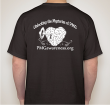 Load image into Gallery viewer, I Love Someone with Polymicrogyria Awareness T-shirt