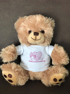 Miniature Size PMG Traveling Awareness Bear