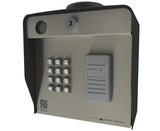 Cellular Keypad Gate Entry System
