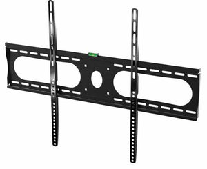 "LED, LCD & Plasma Flat TV Wall Mount Bracket 36"" to 63"" Fixed, Black"