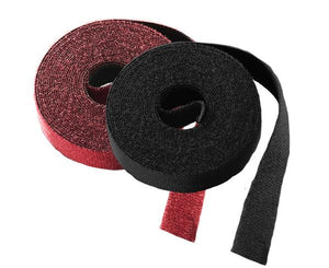 WrapStrap Hook and Loop Fastener, Plenum Rated, 75' Roll, Made in USA
