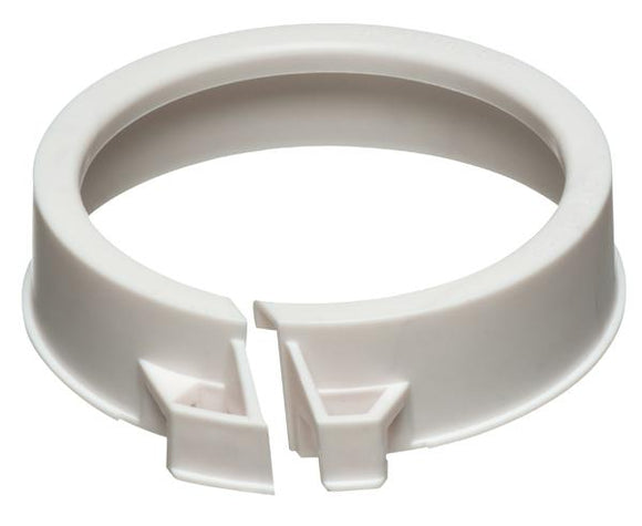 Non-Metallic Split Insulating Bushings for EMT/Rigid Conduit - White