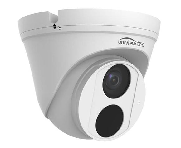 4MP True Day/Night WDR, IR Turret Dome Camera