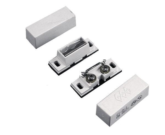 Tamper Proof Miniature Surface Mount Switch Set w/ Concealed Terminals