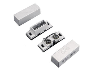 Reed Switch Set, Tamper Proof Miniature Surface Mount w/ Concealed Terminals
