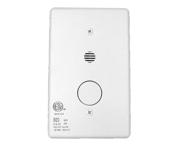 Pool Alarm, ETL Listed, Surface Mount Door Alert with Instant On Or 7 Second Delay. Supplied with C Form Relay  - Open Loop