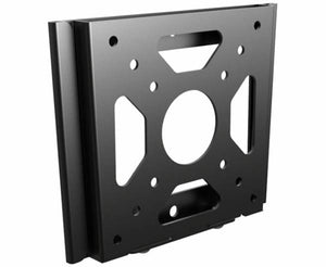 "LED, LCD & Plasma Flat TV Wall Mount 10"" to 24"" Fixed, Black"
