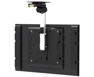 "LED, LCD & Plasma Folding TV Ceiling Mount for 17"" to 37"" Tilt & Swivel"