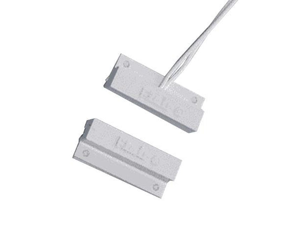Reed Switch Set, Small Miniature Surface Mount w/ Center Leads & Break Away Flange