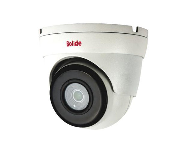 8.0 Megapixel H.265 IP Eyeball Security Camera, V3.6 Fixed IR Lens