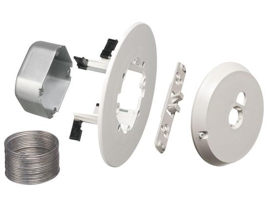 Steel CAM-LIGHT™ KIT for Fixtures and Security Devices, White