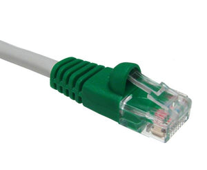 10' CAT5E Crossover Patch Cable
