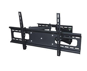 "LED, LCD & Plasma Flat TV Mount Bracket, 32"" to 63"", Tilt & Swivel, 22.6"" Arm, Full Motion, Black"