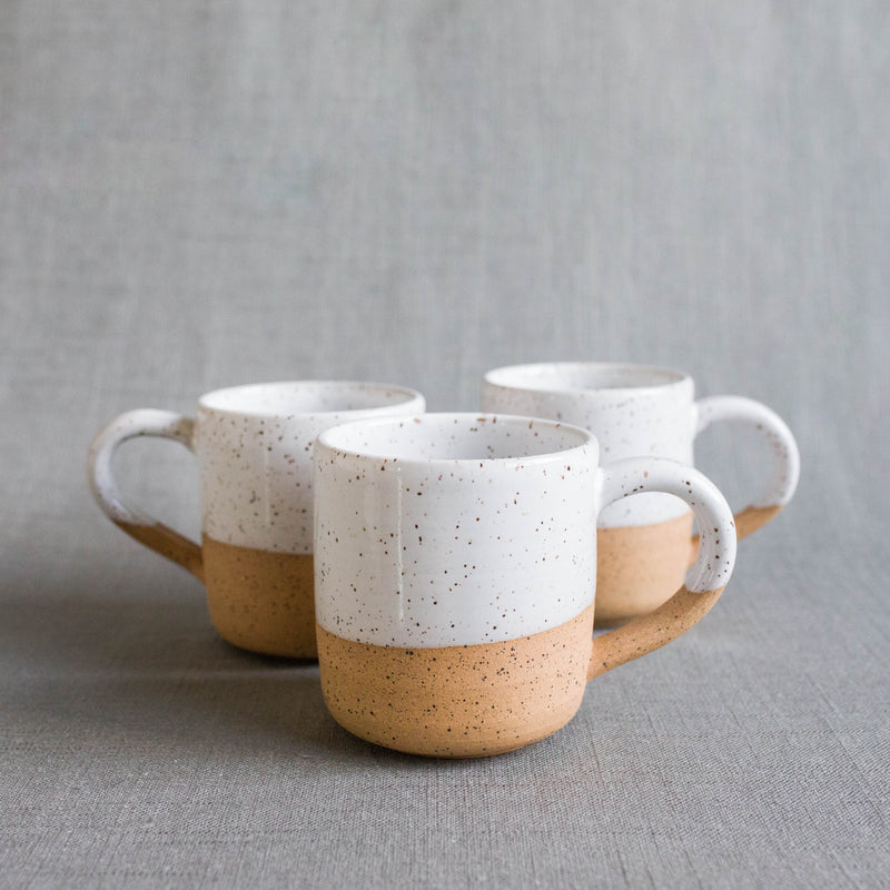 The Everyday Mug in White