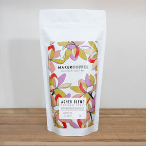 Maker Coffee : ASHER BLEND