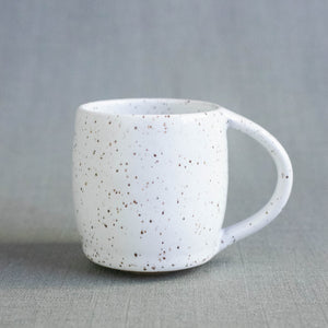The Emily Mug in White