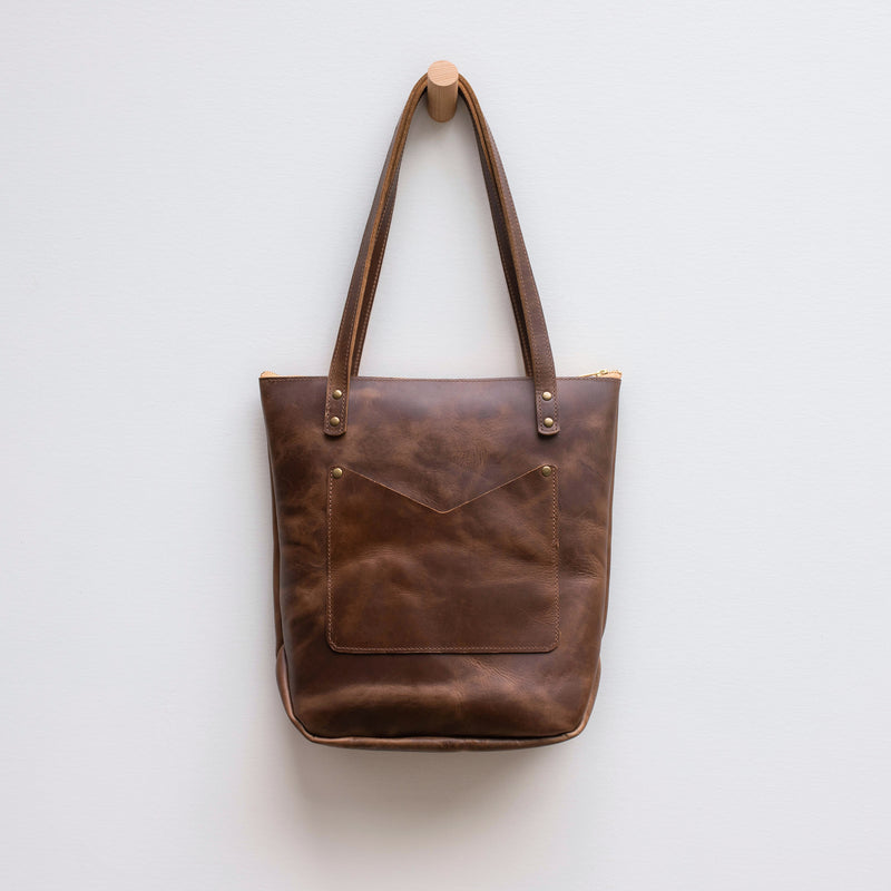 The Zipper Tote