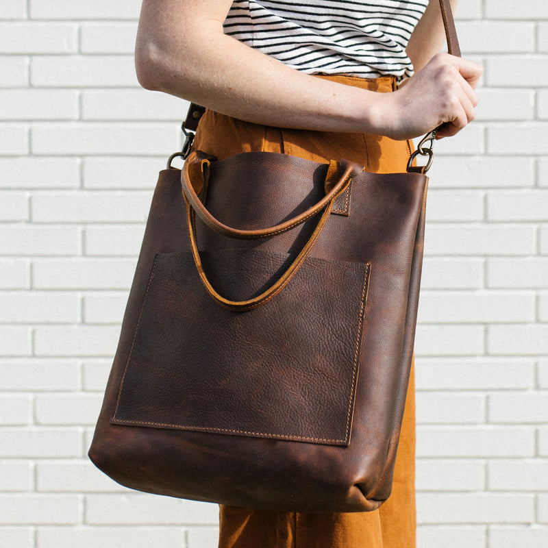 The Montana Cross Body Tote