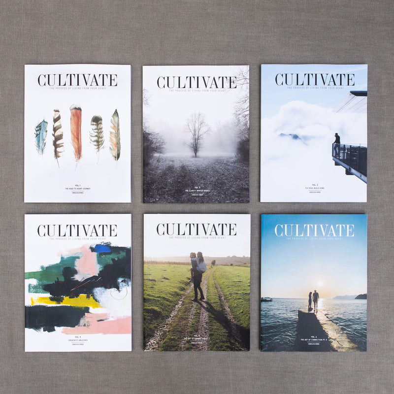Cultivate Collection  //  Volumes I-VI
