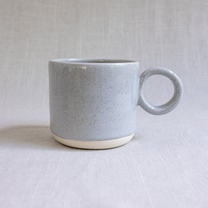 The Erica Mug in French Gray