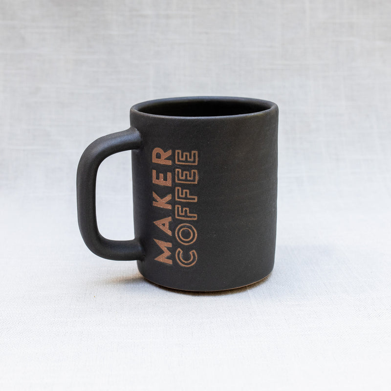 The Maker Coffee Mug in Slate