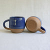 The Maker Mug in Blue Iris