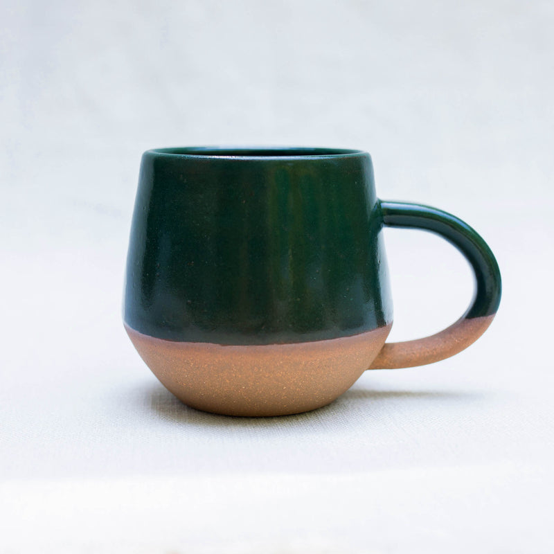 The Maker Mug in Evergreen