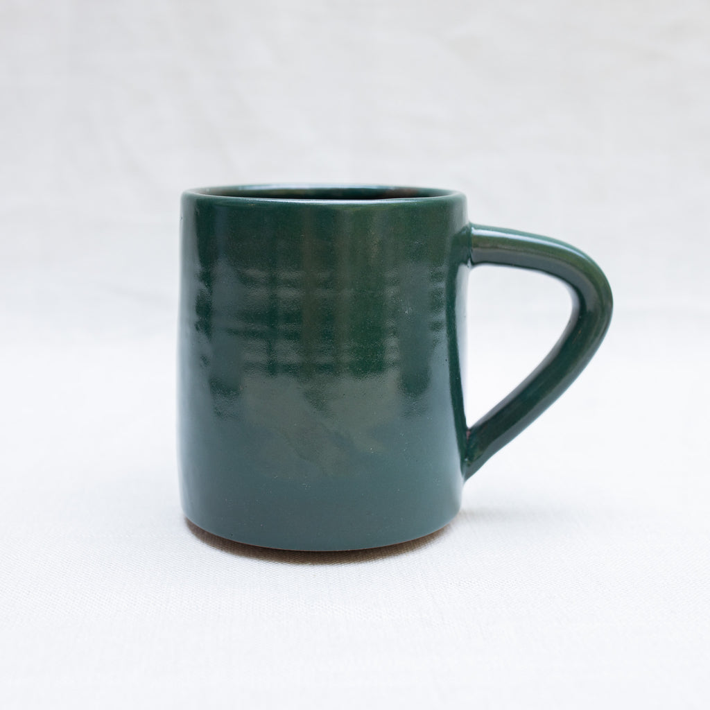 The Kodiak Mug in Evergreen