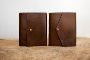 The Visual Journal in True Brown