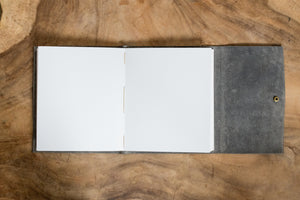The Visual Journal in Charcoal