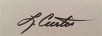 Linda Curtis Signature