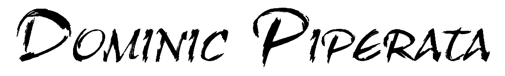 Dominic Piperata Signature