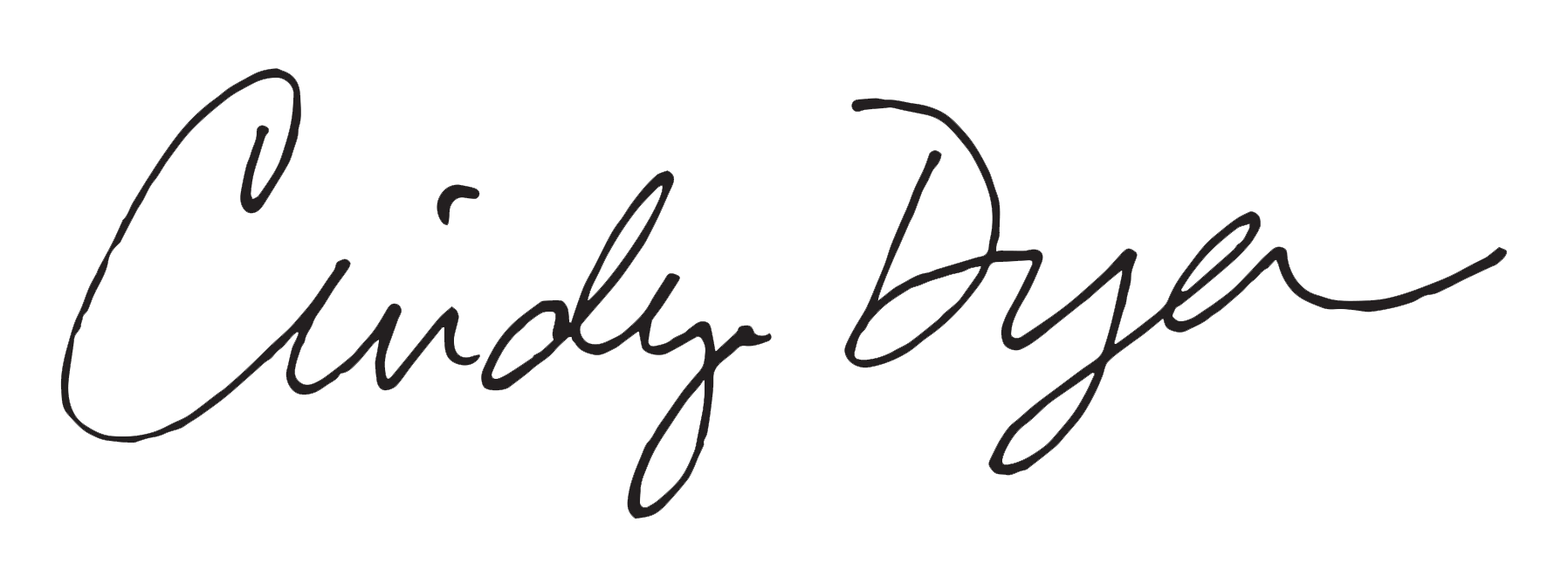 Cindy Dyer Signature