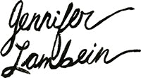 Jennifer Lambein Signature