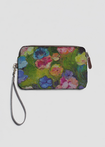 Statement Clutch - flower power 6 by VIDA VIDA o6wNcqOWVQ