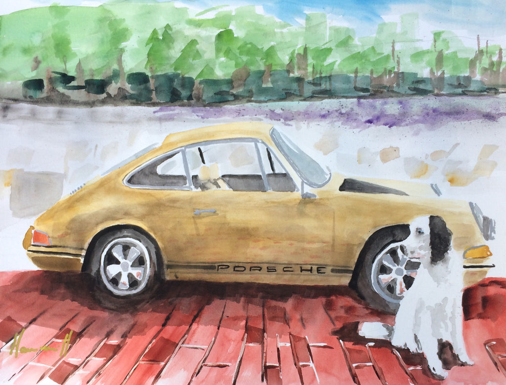 911 canine and Cars