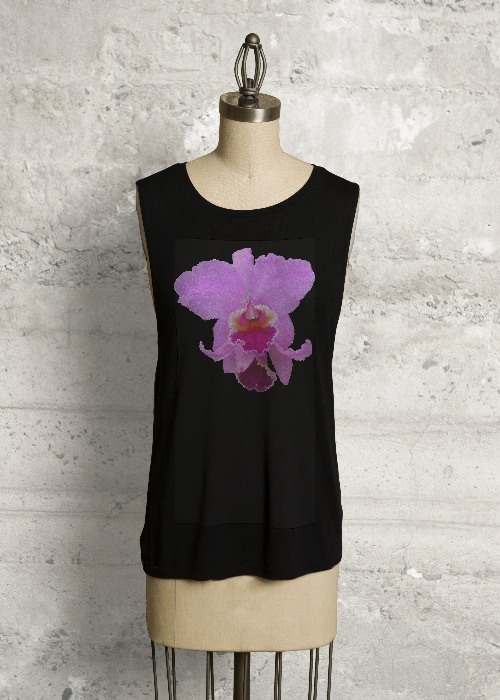 Orchid Sleeveless