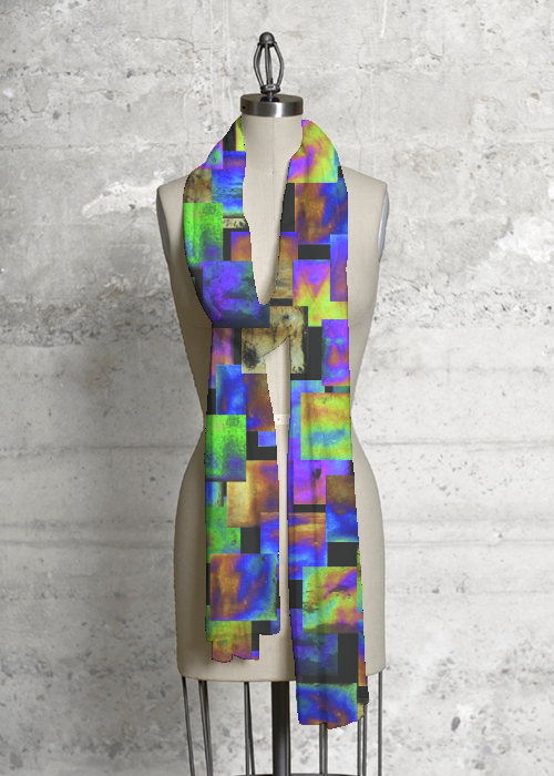 Random Thoughts Scarf