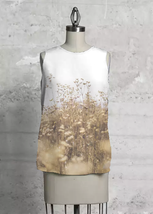 Fall Field Top