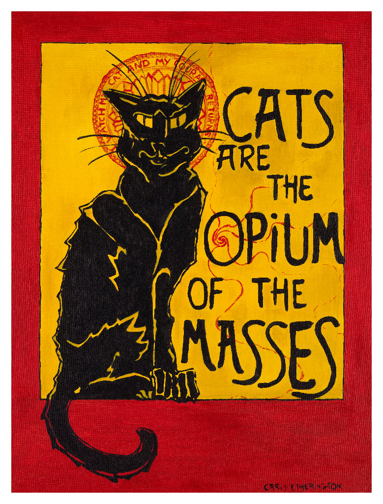 Cats are Opium