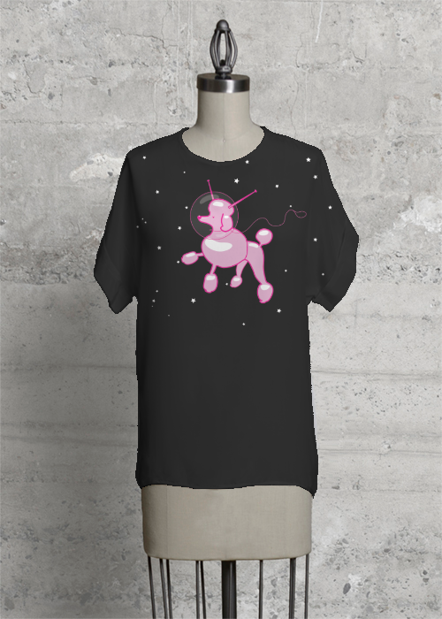 Space Poodle